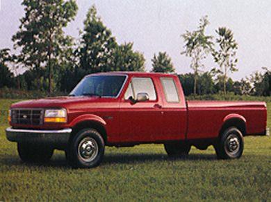 1994 ford f250 4x4 reviews