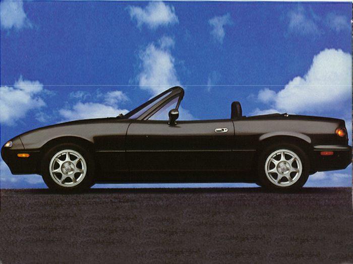 1994 mazda mx 5 miata specs safety rating mpg carsdirect. Black Bedroom Furniture Sets. Home Design Ideas