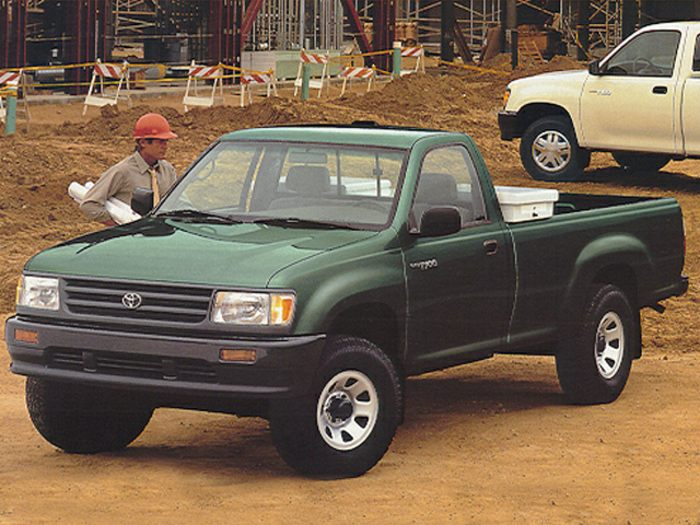 1994 Toyota T100 Specs Safety Rating Amp Mpg Carsdirect