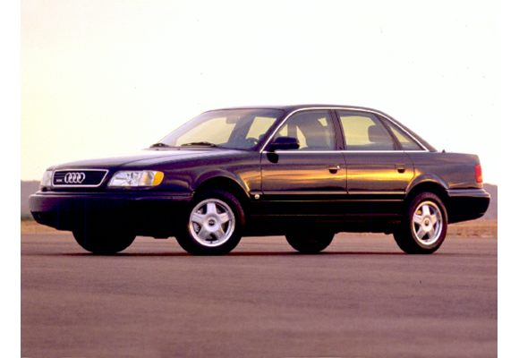 1995 Audi S6 Pictures Photos Carsdirect