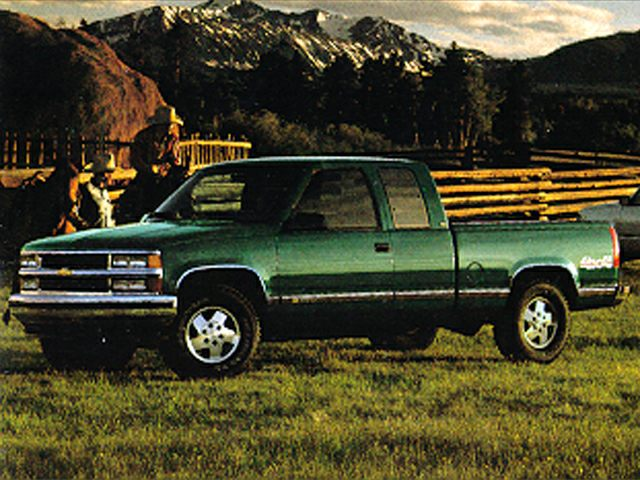1995 Chevrolet K1500 Specs Safety Rating Mpg Carsdirect