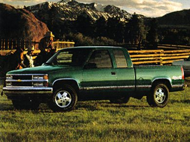 1995 chevy 1500 5.7 weight