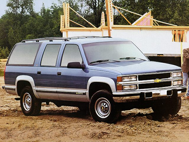 1995 Chevrolet Suburban 2500 Specs Safety Rating Amp Mpg