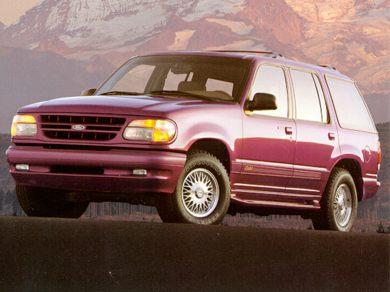 1995 ford explorer specs safety rating mpg carsdirect. Black Bedroom Furniture Sets. Home Design Ideas