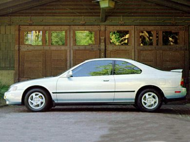 1995 honda accord coupe review
