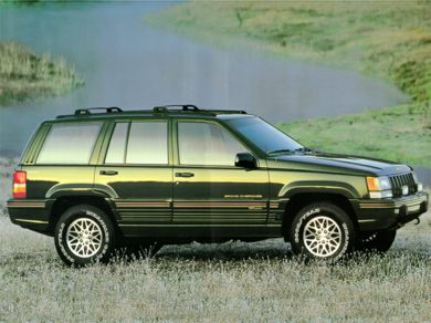1995 jeep grand cherokee specs safety rating mpg carsdirect. Black Bedroom Furniture Sets. Home Design Ideas