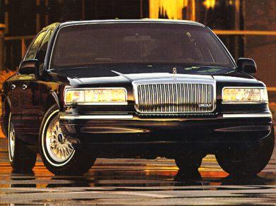 Ge 1995 Lincoln Town Car