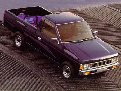 Ge 1995 Nissan 4x2 Truck