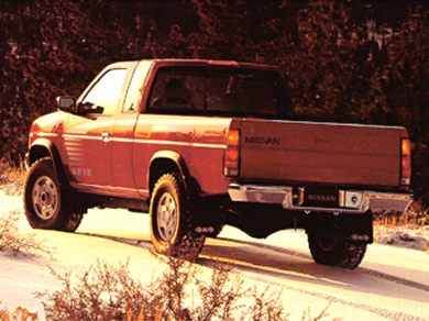 Ge 1995 Nissan 4x4 Truck