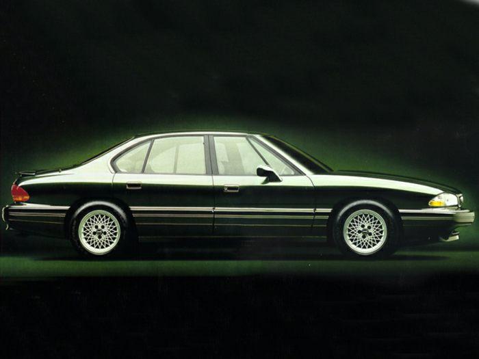 1995 Pontiac Bonneville Specs, Safety Rating & MPG ...