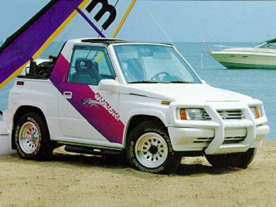 Ge 1995 Suzuki Sidekick