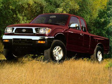 toyota truck colors 1995