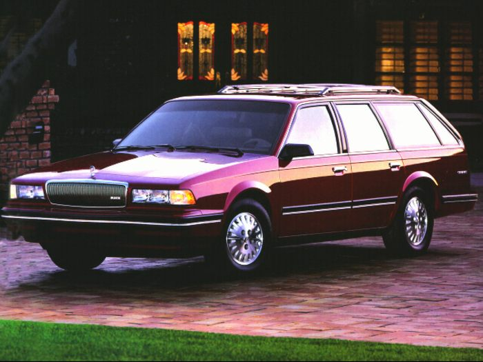 1996 Buick Century Specs, Safety Rating & MPG - CarsDirect
