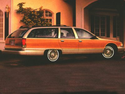 Used 1995 Chevrolet Caprice Specs, MPG, Horsepower & Safety
