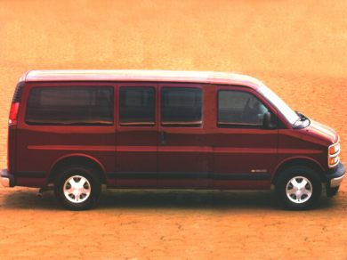 GE 1996 Chevrolet Express