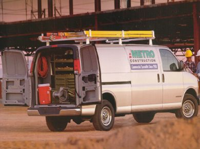 1993 Chevrolet Chevy Van Specs, Safety Rating & MPG - CarsDirect