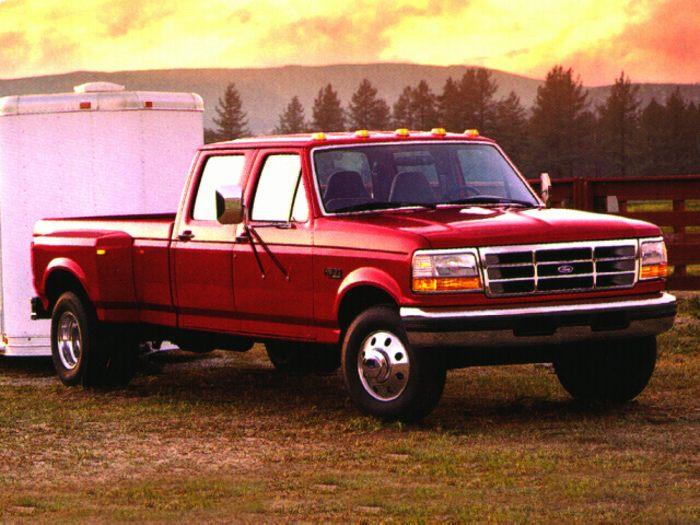 1997 ford f 250 specs safety rating mpg carsdirect. Black Bedroom Furniture Sets. Home Design Ideas