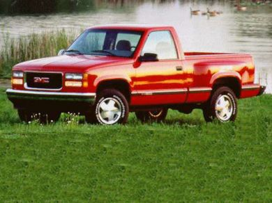 1996 GMC Sierra 2500 Specs, Safety Rating & MPG - CarsDirect