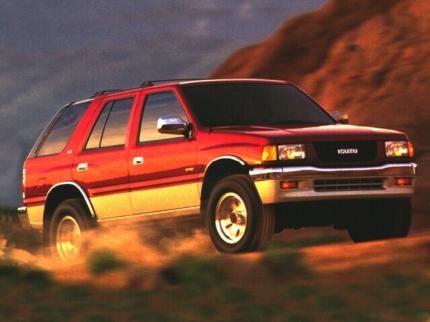 1996 Isuzu Rodeo Review - CarsDirect