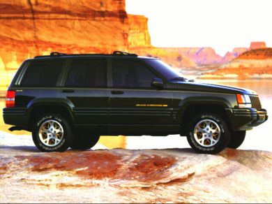 1996 jeep grand cherokee specs safety rating mpg carsdirect. Black Bedroom Furniture Sets. Home Design Ideas