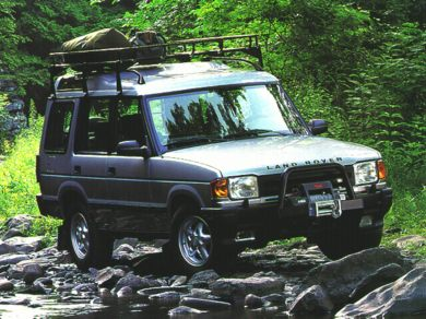 1996 Land Rover Discovery Styles & Features Highlights