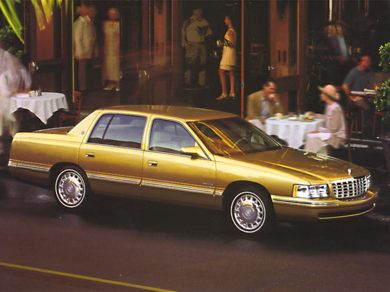 1997 Cadillac DeVille Styles & Features Highlights