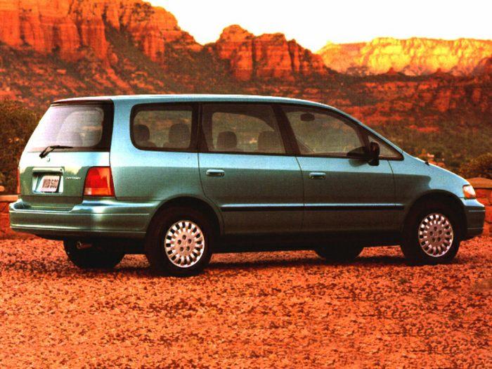 1997 Honda Odyssey Specs, Safety Rating & MPG - CarsDirect