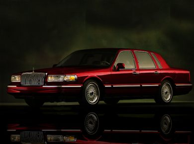 Ge 1997 Lincoln Town Car