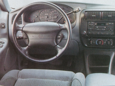 1998 mercury mountaineer pictures photos carsdirect carsdirect