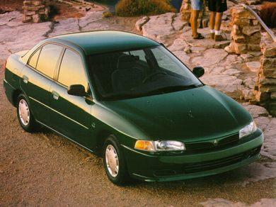 1997 Mitsubishi Mirage Specs Safety Rating  MPG  CarsDirect
