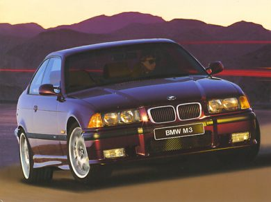 1998 BMW M3 Specs, Safety Rating & MPG - CarsDirect