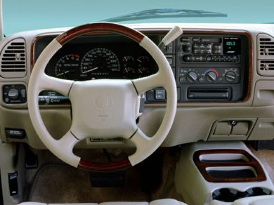 1999 Cadillac Escalade Styles & Features Highlights