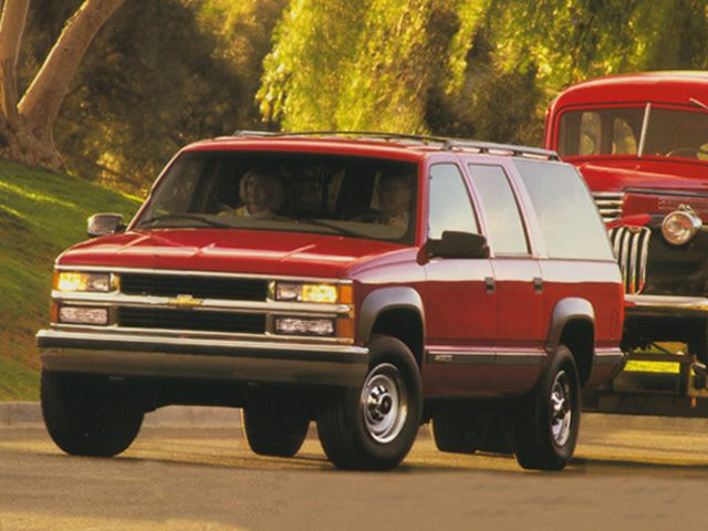 1998 Chevrolet Suburban 2500 Styles Amp Features Highlights