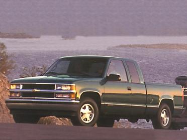 Used 1995 Chevrolet C1500 Specs, MPG, Horsepower & Safety