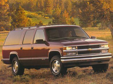 1998 chevrolet suburban 1500 specs safety rating mpg carsdirect. Black Bedroom Furniture Sets. Home Design Ideas