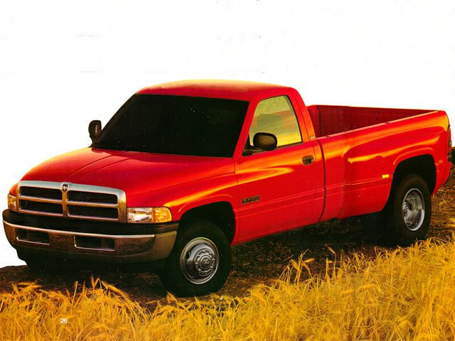 1998 Dodge Ram 3500 Specs Safety Rating Amp Mpg Carsdirect