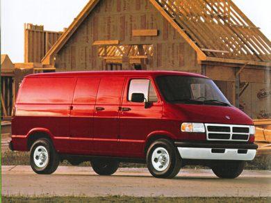 Ge 1998 Dodge Ram Van 2500