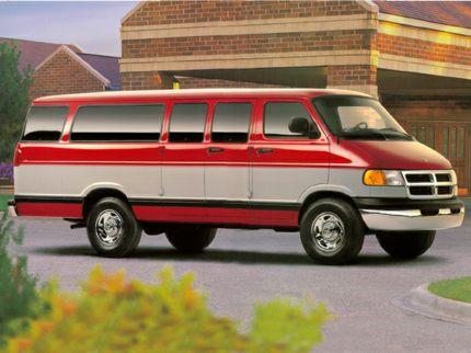 1998 Dodge Ram Van 3500 Pictures