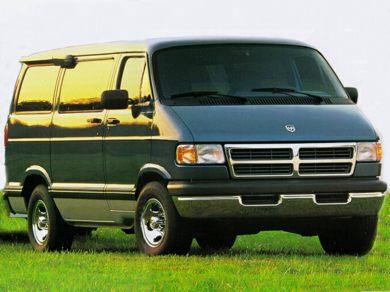 Ge 1998 Dodge Ram Van 1500