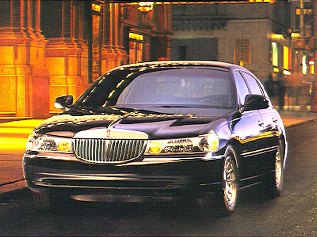 1998 Lincoln Town Car Specs Safety Rating Mpg Carsdirect