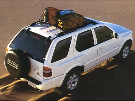 1998 Isuzu Rodeo Review - CarsDirect