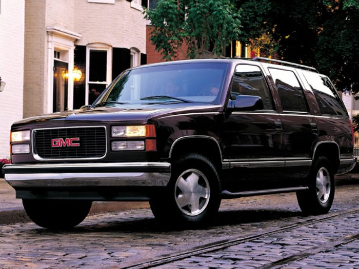 1999 GMC Yukon Specs, Safety Rating & MPG - CarsDirect