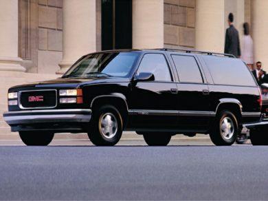 1994 gmc suburban specs