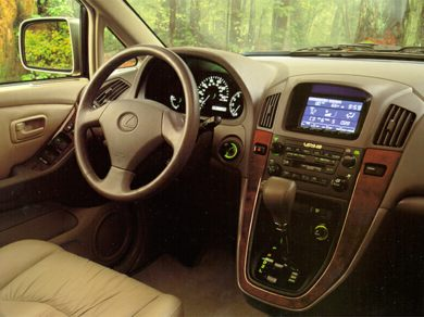 See 1999 Lexus Rx 300 Color Options Carsdirect