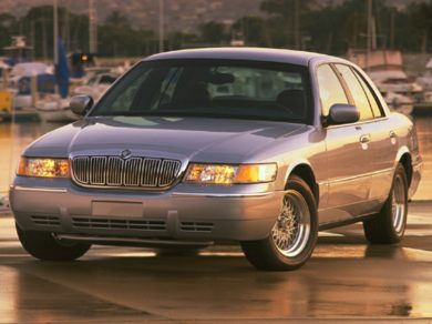 GE 1999 Mercury Grand Marquis