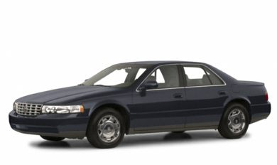 2000 Cadillac Seville Specs, Safety Rating & MPG - CarsDirect