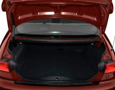 Trunk/Cargo Area/Pickup Box 2000 Ford Contour
