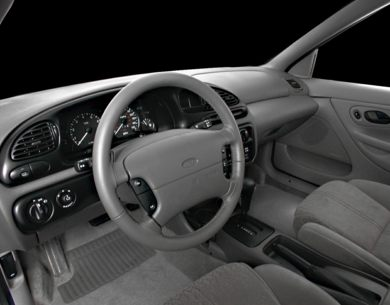 Interior Profile 2000 Ford Contour
