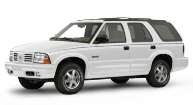 2000 oldsmobile bravada color options carsdirect 2000 oldsmobile bravada color options