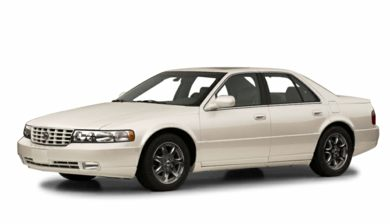 See 2001 Cadillac Seville Color Options - CarsDirect